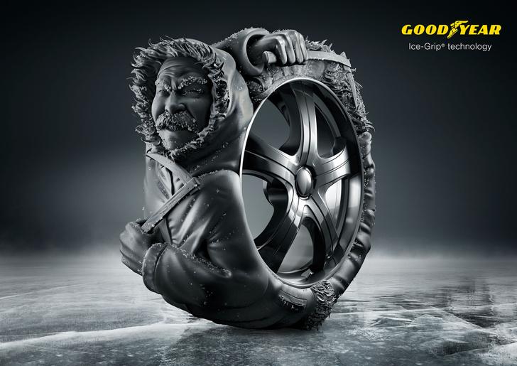 Фото №1 - «Странная, стремная, криповая»— автомобильная реклама, от которой не по себе