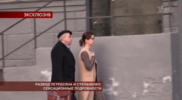 Евгений Петросян, Татьяна Брухунова