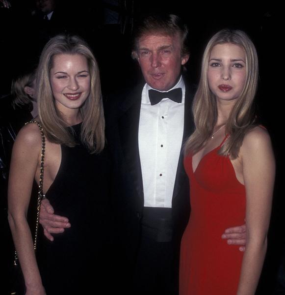 Фото №7 - Как Мелания отбила Дональда Трампа у молодой красивой миллиардерши в первый же вечер знакомства