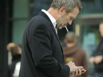 Хью Лори (Hugh Laurie) прощается с телешоу