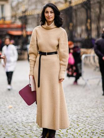 Фото №3 - Осенняя униформа: как выбрать идеальное трикотажное платье