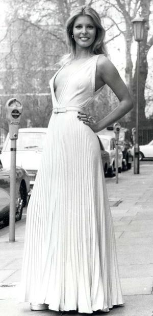 Фото №8 - Самые яркие победительницы «Мисс мира» за всю историю конкурса