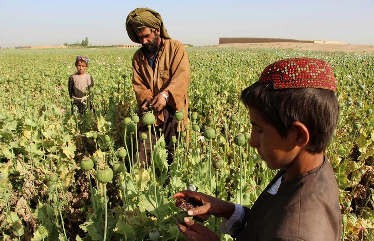 Фото №7 - Как выглядел Афганистан в годы присутствия американских военных (много фото)