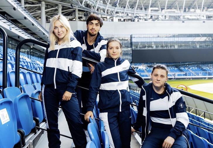 Фото №3 - Пять фактов о форме команды России на Олимпиаде в Токио