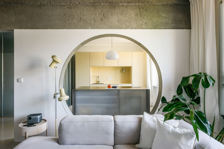 Фото №1 - Бетонная квартира 70 м² в Братиславе