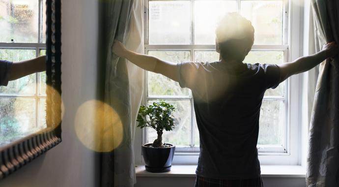 Как зарядиться силами с утра?