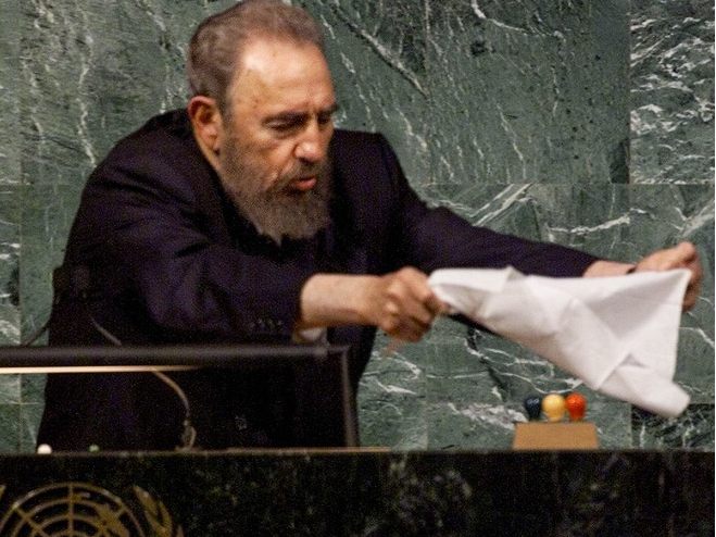 Фото №9 - 13 самых невероятных попыток убить Фиделя Кастро