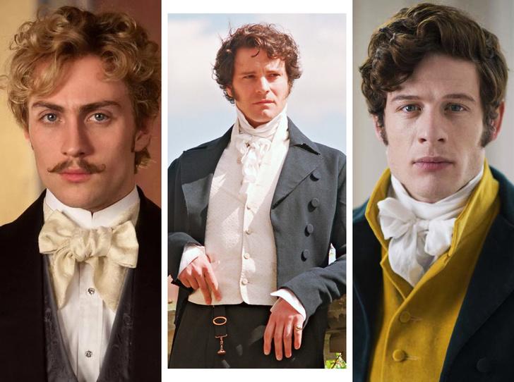 Фото №1 - 10 героев классической литературы, которые научили нас влюбляться в «неправильных» мужчин