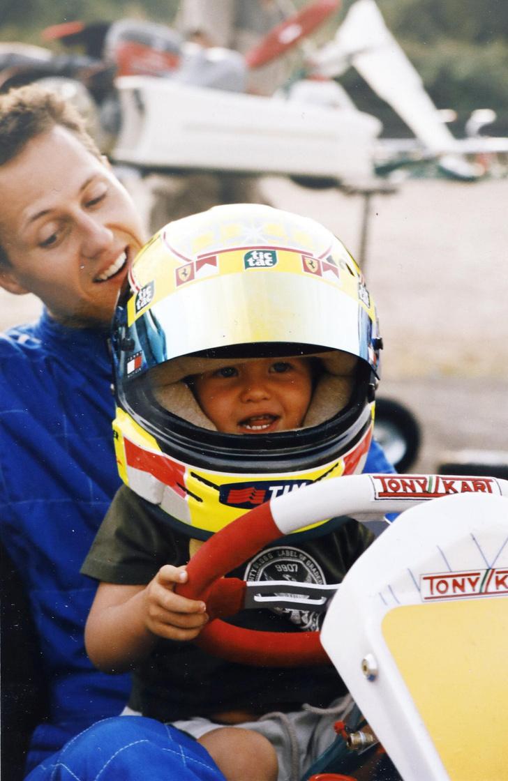 Фото №3 - Михаил Михайлович Шумахер получил место в «Формуле-1»