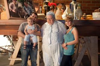 Фото №6 - В гостях на съемочной площадке фильма «Год Белого слона»
