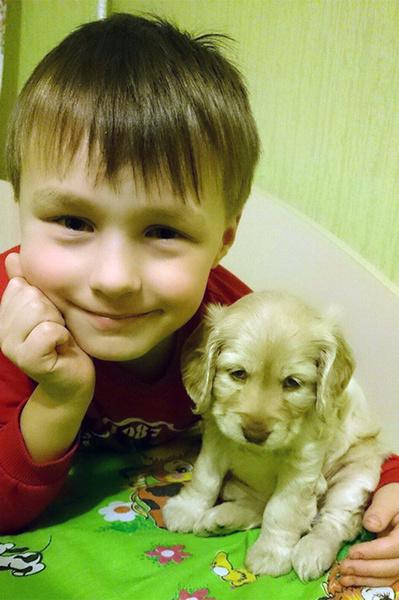 Фото №2 - Купите ребенку собаку! Опыт одной мамы