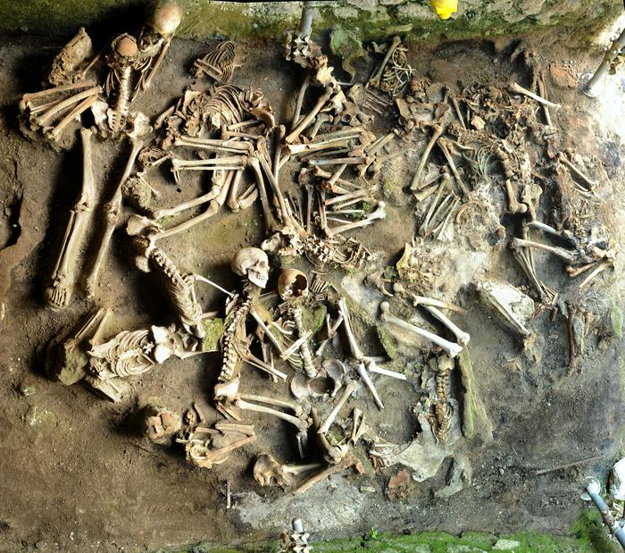 Фото №1 - Ученые выяснили, что питание мужчин и женщин Древнего Рима отличалось