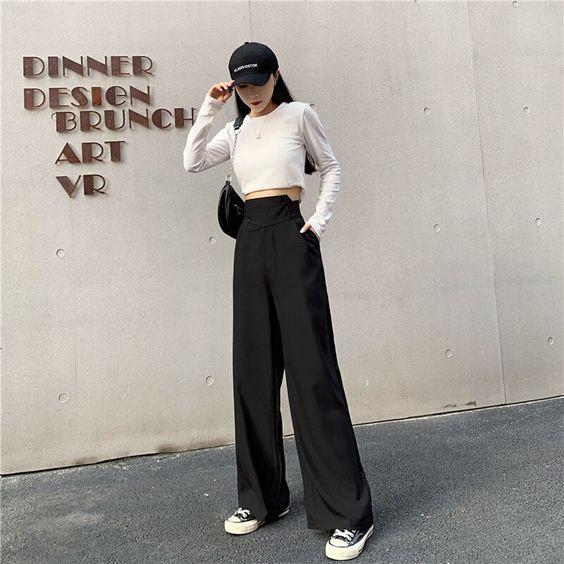 Фото №3 - Будь модной: какие брюки носить в школу осенью 2021