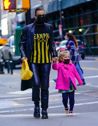 Фото №7 - В тренде с пеленок: как одеваются дети голливудских звезд— Шейк, Дженнер и других