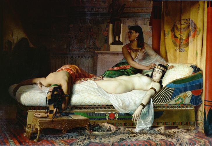 Фото №5 - 7 самых скандальных секс-обычаев древнего Египта