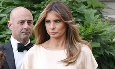 Меланью Трамп заподозрили в измене мужу