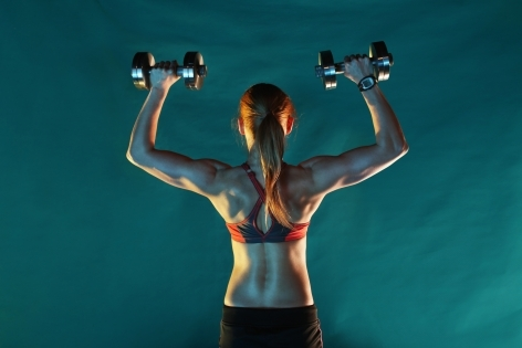 Зарядка по утрам для похудения