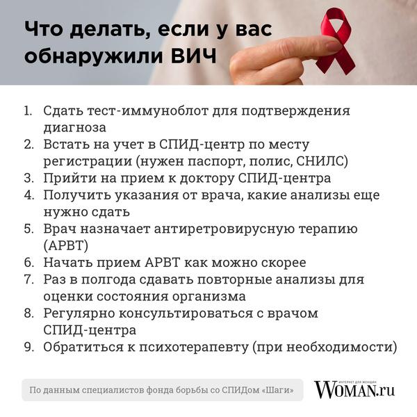 Фото №3 - «У меня ВИЧ»: инструкция для тех, кто узнал о своем диагнозе