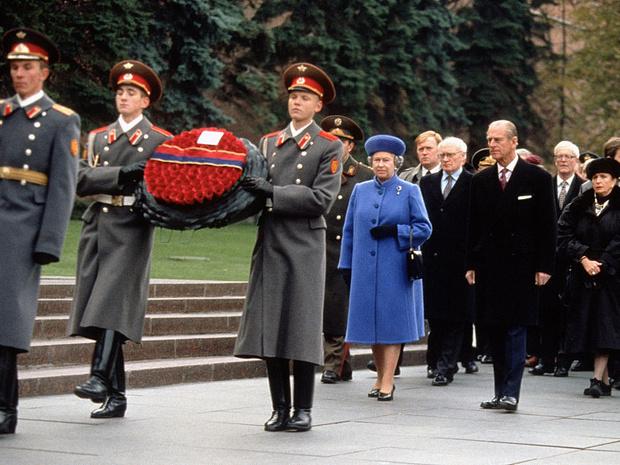 Фото №8 - Назад к корням: как прошел первый визит принца Филиппа в СССР