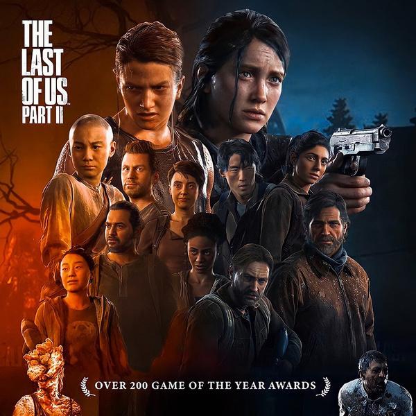 Фото №1 - «The Last of Us 2»— самая награждаемая игра в истории! 😲