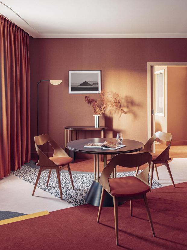 Фото №5 - Яркий дизайн-отель в Париже