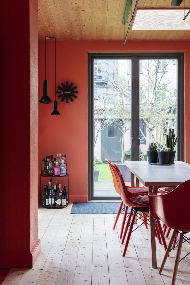 Фото №7 - Яркий дом в Копенгагене