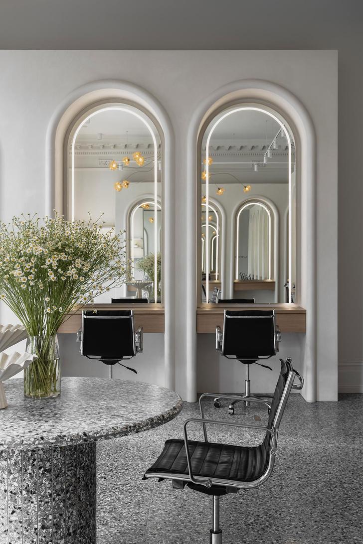 Фото №6 - Салон красоты в особняке XIX века в пригороде Мельбурна