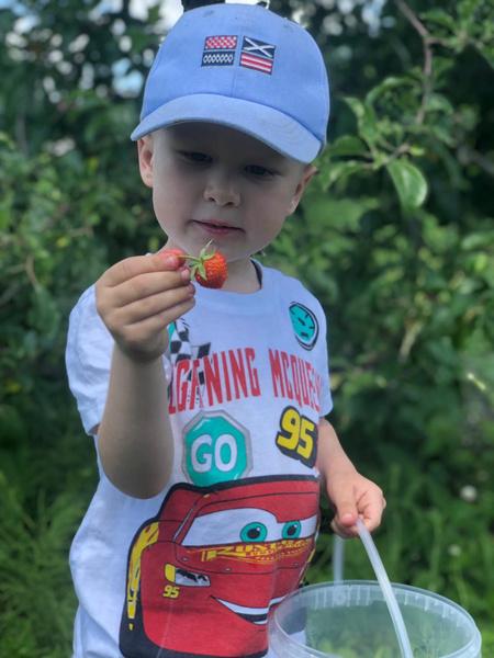 Фото №6 - Детский фотоконкурс «Лесные приключения»: выбираем лучшие снимки
