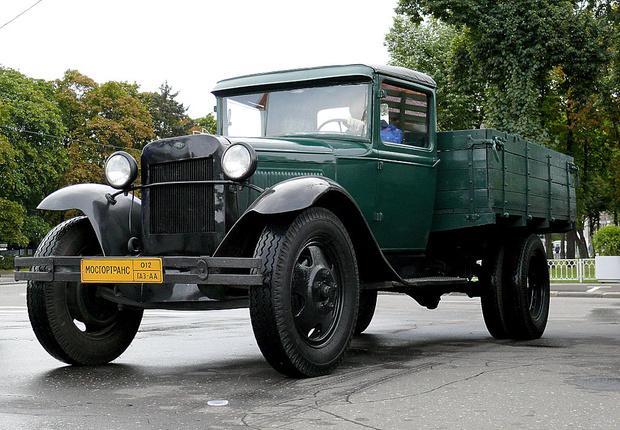 Фото №2 - Советские автомобили, не украденные у Запада