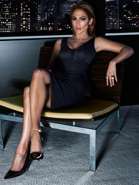 Джей Ло в рекламной кампании JLo by Jennifer Lopez