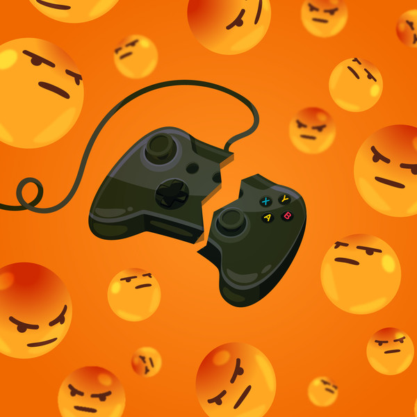 Фото №1 - Видеоигры, которые бесят своей сложностью🤯