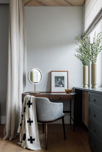 Фото №9 - Светлая квартира с панорамными окнами в Хамовниках