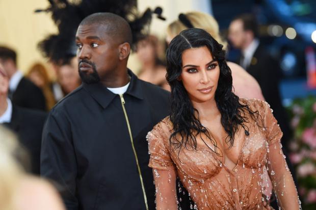 Теперь официально: Ким Кардашьян и Канье Уэст разводятся
