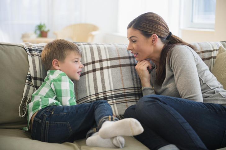 ребенок из детдома, личный опыт