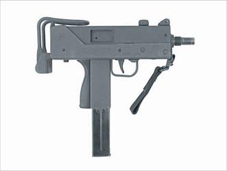 Фото №2 - Как устроен пистолет-пулемет ПП-2000