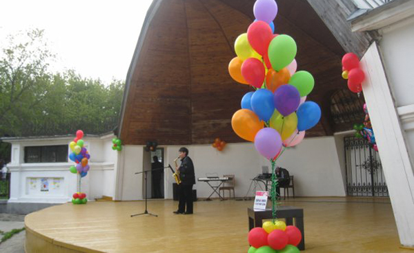 «Open air fest»