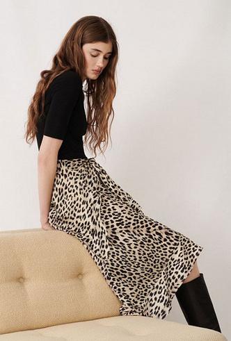Фото №3 - Принты осени 2020: где искать вещи с леопардовым паттерном