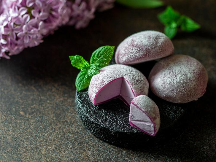 Фото №1 - Японский десерт Моти: как приготовить самую полезную сладость