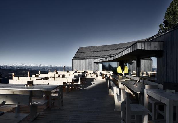 Фото №11 - Ресторан в Южном Тироле по проекту Петера Пихлера