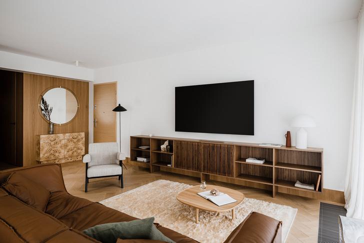 Фото №1 - Светлая квартира 90 м² в Познани