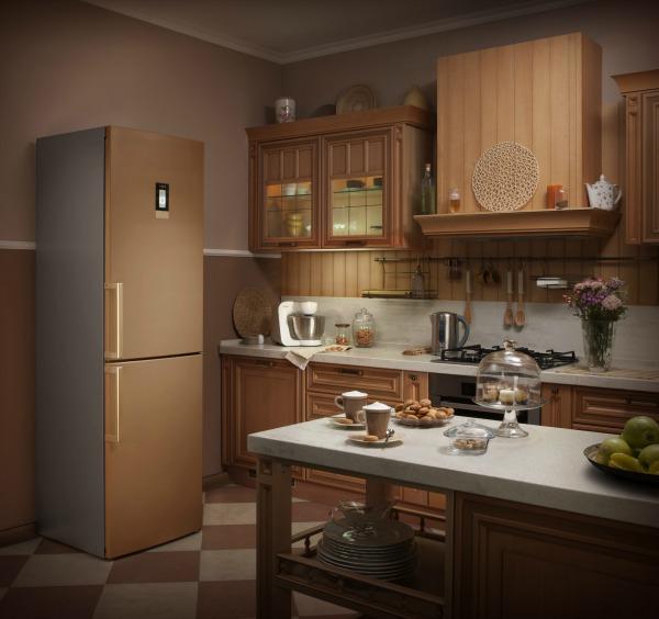 холодильник bosch золотая серия