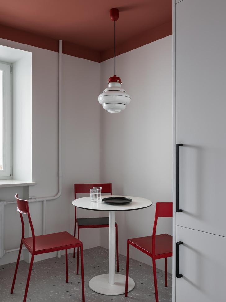 Фото №6 - Функциональная квартира для холостяка в Минске
