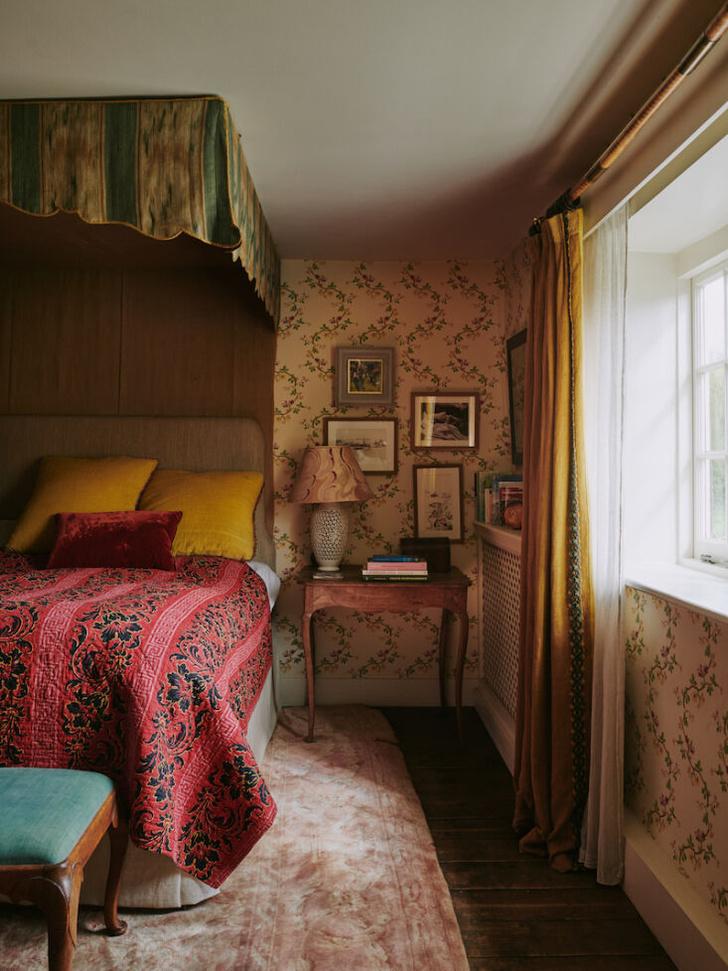 Фото №5 - Дом дизайнера и антиквара в Хэмпшире