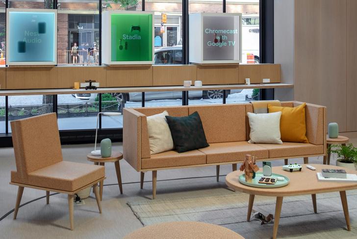 Фото №6 - Первый магазин Google в Нью-Йорке