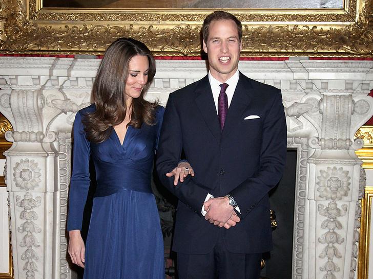 Фото №2 - Реальная любовь: самые трогательные фотографии Кейт и Уильяма