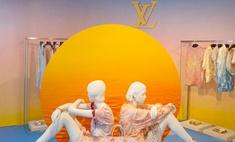 А где Анапа Louis Vuitton представил самую российскую сумку