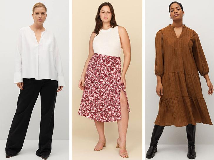Фото №1 - Офисный гардероб для девушек plus size: 10 главных правил