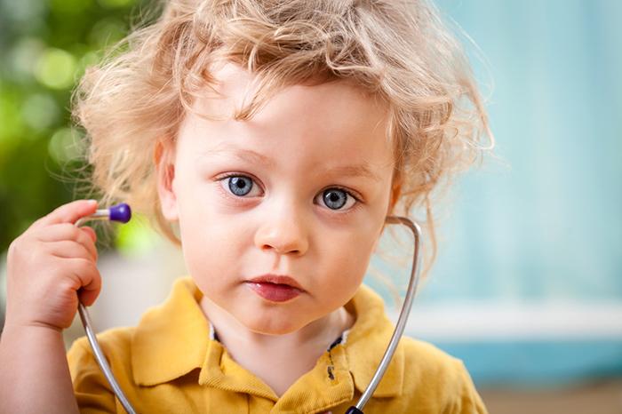 Фото №1 - Как подготовить ребенка к походу в поликлинику