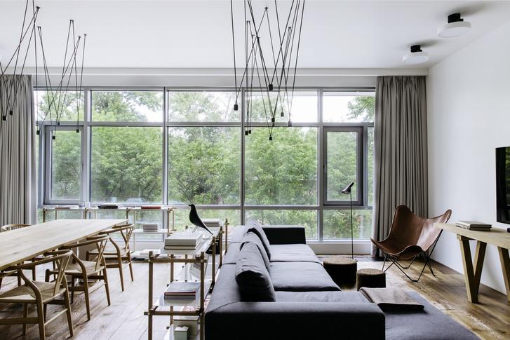 Фото №13 - Самые красивые комнаты за 20 лет: гостиные