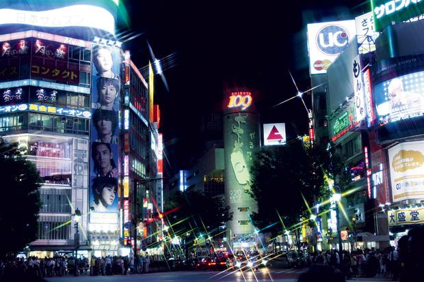 Фото №1 - Токио: небоскребы, фрики и Чебурашка